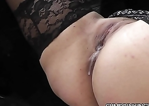 Slutwife Marion &ndash_ Chum around with annoy Hotshot for Cum
