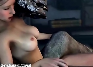 Monster Cock Bonk Sexy Nude Cookie