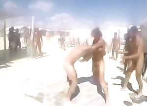 Challenge naked men greater than the beach
